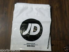 JD Drawstring Gym Duffle Bags