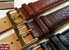HIGHEST QUALITY LEATHER VENTILATED WATCH STRAP 12mm to 20mm for TISSOT-WATCH