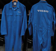 "Volvo Blue Cotton Rich Overalls - 40"" and 42"" Sizes"