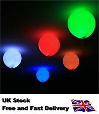 LUCE Led Balloon Party Wedding Baloons DECORAZIONI Pack 5
