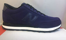 MENS NEW BALANCE ML501SBR CLASSIC NAVY BLACK SUEDE SNEAKERS ATHLETIC RUNNING