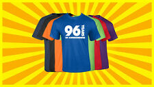 96th Birthday T Shirt Happy Birthday T-Shirt Funny 96 Years Old Tee 7 COLORS