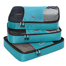 eBags Large Packing Cubes - 3pc Set 10 Colors Packing Aid NEW