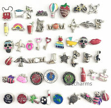 (SALE) lot 10 pieces floating charms for living charm locket you choose style #2