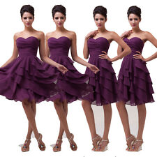 VINTAGE STYLE Short Formal Prom GRAD evening Party Homecoming bridesmaid Dresses