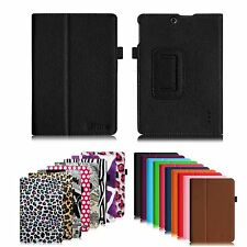 """Folio Flip Leather Stand Cover Case For E FUN Nextbook 8 NX785QC8G 7.85"""" Tablet"""