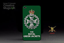 Royal Green Jackets Phone Cover