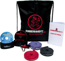 Rubberbanditz American Parkour Resistance Band Training Kit