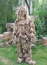 3D camouflage Hunting clothes ghillie suit breathable clothing f sniper tactical