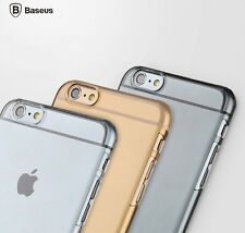 Geunine BASEUS SKY Ultra sottile Hard Crystal Case Cover Shell per iPhone 6 4,7