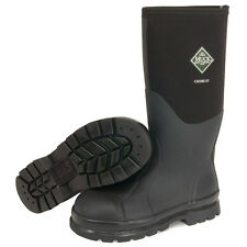 The Original Muck Boot Men's Chore Hi Steel Toe