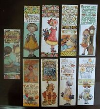 Mary Engelbreit Laminated Bookmarks ~9 Styles to Choose From!!!