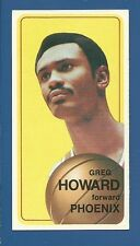 1970-71 Topps # 117 Greg Howard - Phoenix Suns - EX/MT - additional ship free