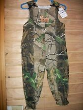 Jordan Lee Girl's Infant Real Tree With Or With Out Deer Logo Overall's #JUR11