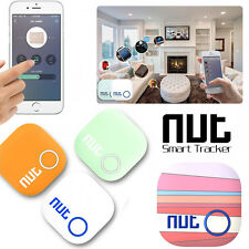 Smart Nut 2 Tag Bluetooth Tracker Bag Wallet Key Tracer Finder GPS Locator Alarm