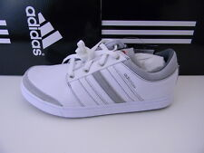 ADIDAS GOLF 2014 GRIPMORE GOLF SHOES WHITE/WHITE/LIGHT SACRLET MEDIUM WIDTH