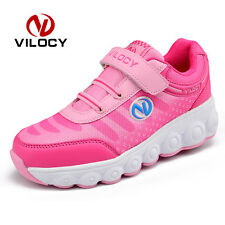 Auto Roller Skate Shoes Girls&Boys Breathable Wheels Shoes Sneaker Shoes Summer