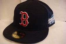 BOSTON RED SOX  WORLD SERIES 2004 NEW ERA FITTED HAT ALL SIZES  59FIFTY
