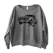 1968 BMW 2002 ti Graphic Women's American Apparel long sleeve pullover