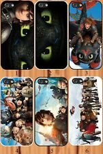 How To Train Your Dragon Vikings Fury Hiccup for iPhone And Samsung Galaxy Case