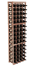 15-60 Bottle Champagne/Magnum Wine Cellar Rack Kits in Premium Redwood. USA Made