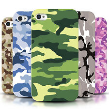 STUFF4 Phone Case/Back Cover for Apple iPhone 4S /Army/Navy/Camouflage