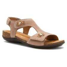 New! Clarks Un.Courier Womens Slingback Sandal Taupe Leather Szs..6 to 10  Med.