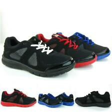 Men's Athletic Sneakers Tennis Shoes Running Training Gym Light Weight Lace Up