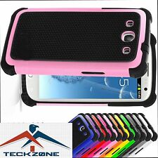 Dual Layer Heavy Duty Shock Proof Hard Case Cover For Samsung Galaxy S3 I9300
