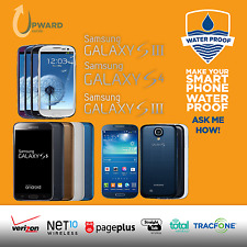 Samsung Galaxy S3 III S4 IV S5 V (16GB, 32GB- Straight Talk Verizon Towers) NICE