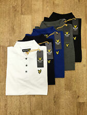 Lyle And Scott Uomo Manica corta Polo