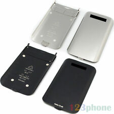 New Housing Battery Back Cover Door For Nokia C5 C5-00 Black & Silver