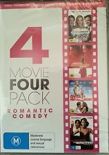 Movie 4 Pack -Romantic Comedy -Acc Husband/Ninas Heav Design/Over Her Dead Body