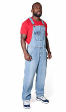 USKEES Stevie Men's Denim Bib Overall