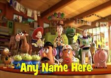 TOY STORY b PERSONALISED PLACEMAT