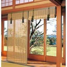 "Japanese traditional Sudare (Bamboo Blind) "" KAMO""  made by Tokiwa Studio."