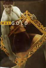 (4 PC PACK) AMUL GOLD  - MENS TRUNK - UNDERWEAR  (ASSORTED COLOR)