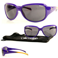 NFL Velocity Women's Fashion Sunglasses with Microfiber Bag & Free Shipping!