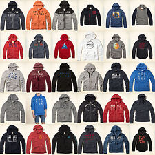 Nwt Hollister By Abercrombie Mens Logo Hoodie Sweatshirt Pullover Size S M L XL