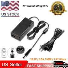 65W AC Adapter Charger  for HP Pavilion G4 G5 G6 G7 Notebook+Power Supply Cord