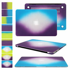 """Laptop Dyeing Rubberized Case Cover Hard Shell for Apple Macbook Air 11.6"""""""