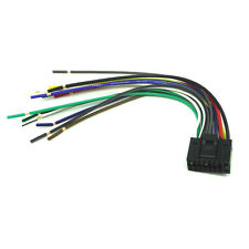 kenwood ddx io 16 pin radio car audio stereo wire harness for kenwood ddx470 player