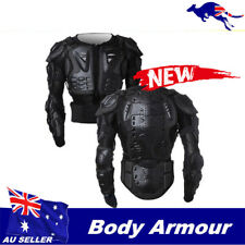 New Motorcycle Motocross Back Spine Protector Body Armour Size S to XXL