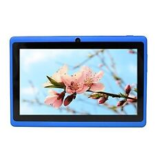 "Multi-color 7"" Google Android 4.4 Tablet PC A23 4GB/8GB Dual Core dual camera"