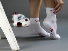 Brand New De Rosa Summer cycling Socks  White Color