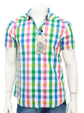 Tom Tailor Denim Checkered shirt Size S to L multicolour blue checkered