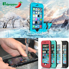 "WATERPROOF SHOCKPROOF DIRTPROOF HARD CASE COVER FOR APPLE IPHONE 6 4.7""& 6S PLUS"