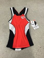 PEARL IZUMI WOMEN'S ELITE IN-R-COOL SLEEVELESS TRIATHLON SINGLET - Sz XS