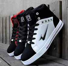 2015 Fashion Men's Casual High Top Sport Sneakers Casual Athletic Running Shoe