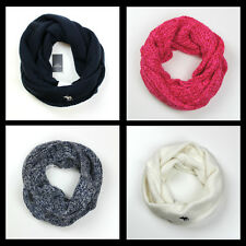 New Abercrombie & Fitch A&F by Hollister Women Eternity Knit Scarf Scarves size
